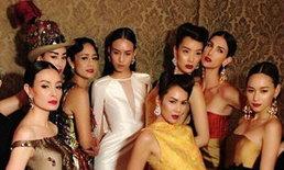 รวมนางแบบตัวแม่เมืองไทยในงาน EllE 20th Anniversary
