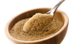 """ผิวสวยใสด้วย """"น้ำตาลทรายแดง"""""""