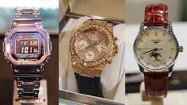 สาวๆ ห้ามพลาด 7 นาฬิกาน่าสอยในงาน Central International Watch Fair 2021