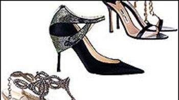เลือกรองเท้าไปงานอย่างไรให้เหมาะกับชุด