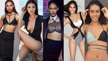 5 สาวผิวแทน ผิวสวยมาแรง แซ่บซี๊ดไม่กลัวแดด