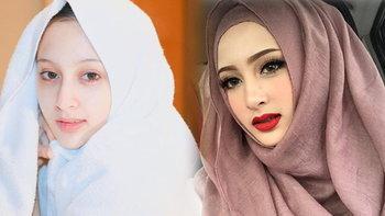 สอนแต่งหน้าคมกริบ แบบไซร่า สาวมุสลิมลูกครึ่งไทย-ปากีสถาน