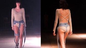 แบรนด์ญี่ปุ่นเปิดตัวกางเกงยีนส์ ใส่แล้วก็เหมือนไม่ได้ใส่