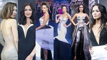 ฆ่าได้ฆ่า! เบิกตัว 6 เมนเทอร์พร้อมประชันความแซบ ใน The Face Thailand 4 All-Stars