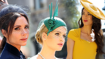 """ชม """"แฟชั่นหมวก"""" สไตล์ผู้ดีอังกฤษ ที่งานเสกสมรสของดยุคและดัชเชสแห่งซัสเซกส์"""