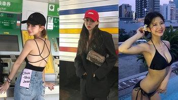 ส่องสไตล์สุดเก๋ในชีวิตจริงของ 4 นางแบบเสื้อผ้าแบรนด์ Chuu