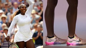 """""""เซเรนา วิลเลียมส์"""" เจ้าแม่แฟชั่นวงการเทนนิส กลายเป็นคอลเล็กชั่นใหม่ของ Nike"""