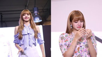 """ส่องราคาชุด """"ลิซ่า BLACKPINK"""" ที่ไทย พร้อมโมเมนต์น้ำตาแตกกลางห้างฯ"""