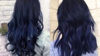 รวมไอเดียผมสีน้ำเงิน สวยเฉี่ยว เปรี้ยวไม่ซ้ำใคร