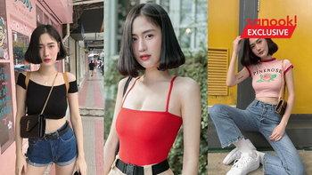 """14 เรื่องไม่เคยรู้ของ """"เกรซ บูชิตา"""" สาวหมวยเน็ตไอดอลไทยดังไกลถึงจีน"""