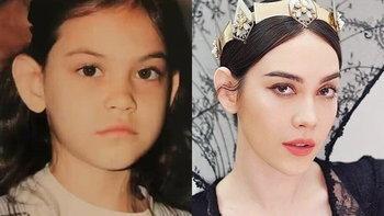 แมท ภีรนีย์ สวยตั้งแต่เด็ก หน้านิ่ง ยิ่งดูยิ่งเท่ มีเสน่ห์แม้ไม่ยิ้ม