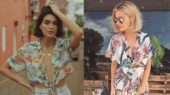 เลือกเสื้อลายดอกยังไงให้สวยเก๋ สงกรานต์นี้ไม่มีเชย!