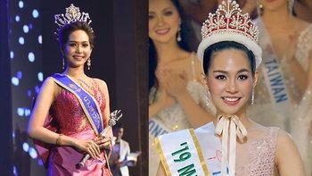 """เบื้องหลังความสวยทุกองศา """"บิ๊นท์ สิรีธร"""" Miss International 2019"""