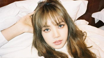 ลิซ่า BLACKPINK คว้าอันดับ 1 ผู้หญิงหน้าสวยที่สุดของเอเชีย