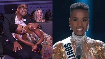 """ย้อนดูโพสต์ซึ้งก่อนขึ้นเวทีของ """"Zozibini Tunzi"""" ผู้คว้ามงกุฎ Miss Universe 2019"""
