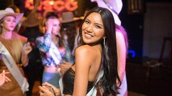 """""""ออยล์ จุฑามาศ"""" ติดโควิด-19 ระหว่างประกวด Miss Eco International 2021"""
