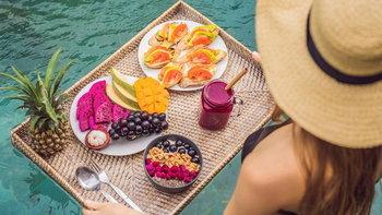 ผลไม้ 10 ชนิดที่ควรกินตอนเช้า ไฟเบอร์สูง แคลอรี่ต่ำ ไม่ทำให้อ้วน