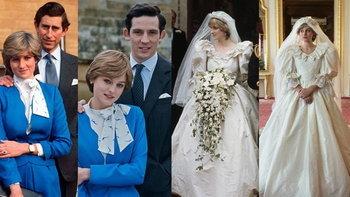 ชมแฟชั่นตัวละครเจ้าหญิงไดอาน่า กับเสื้อผ้าเหมือนจริงเป๊ะ ที่คุณจะได้เห็นในซีรี่ส์ The Crown