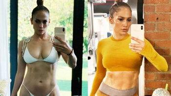 20 นิสัยการออกกำลังกายของ Jennifer Lopez ที่ควรเอาเป็นเยี่ยงอย่าง