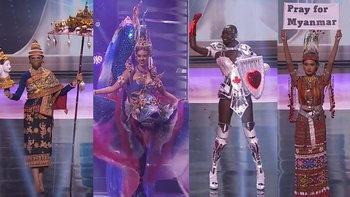ชุดประจําชาติ Miss Universe 2020จัดเต็มทุกประเทศ ปังทุกชุด