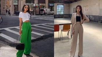 40 กางเกงสแล็คผู้หญิงเก๋ๆ ใส่แบบไหนให้สวย ไม่ดูแก่