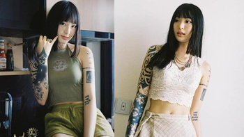 """รู้จัก """"Mishima Risa"""" นางแบบญี่ปุ่น แฟน """"ปั้นจั่น ปรมะ"""" สวยและแซ่บมาก"""
