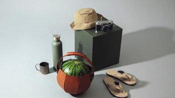 """""""กระเป๋าแตงโม"""" สินค้าคุณภาพเยี่ยม ความสนุกที่ถือกำเนิดจากแบรนด์ Tsuchiya Kaban"""