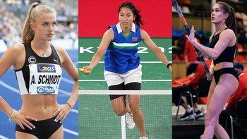 ซูมชุดกีฬา ทั้งแซ่บ ทั้งคล่องตัว ของเหล่านักกีฬา โอลิมปิกเกมส์ 2020