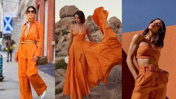 20 แฟชั่นชุดส้มเก๋ๆ เทรนด์กำลังมาแรงเลยค่ะ พส.