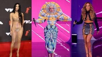 แฟชั่นพรมแดงงาน MTV Video Music Awards 2021 ใครเด่น ใครดับ ซูม!