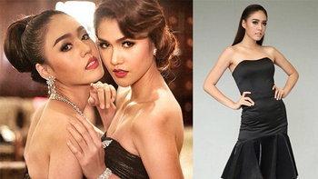 นิต้า อนิพรรณ พี่สาวคนสวยของ น้องแนท อนิพรณ์ Miss Universe Thailand 2015