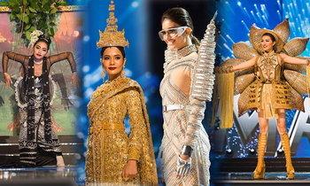 86 ชุดประจำชาติ Miss Universe 2016 ใครสะพรึงสุด ซูมชัดๆ