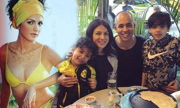 38 ปียังสวยไม่เปลี่ยน โม้นา ราโมน่า พร้อมชีวิตครอบครัวสุดแฮปปี้
