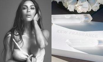 KKW Fragrance น้ำหอมปลุกเสน่ห์ในตัวคุณ ไอเท็มล่าสุดจาก คิม คาร์เดเชียน
