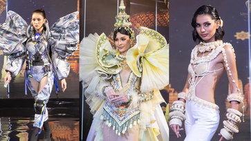 Miss Earth Thailand 2021 รอบพรีลิม จัดเต็มความสวย อลังการ