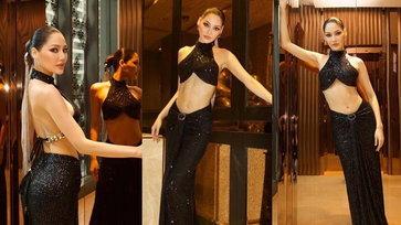 """ส่องแฟชั่นแซ่บไฟลุกของ """"พรฟ้า ปุณิกา"""" ผู้จัดการกองประกวด Miss Universe Thailand"""