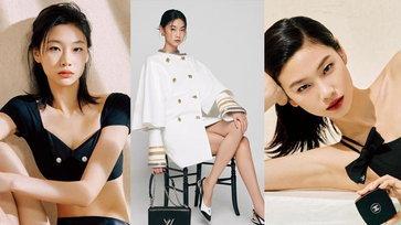 """ฮอตไม่หยุด """"จองโฮยอน"""" นางเอกหน้าเก๋จาก Squid Game ที่ดังเป็นพลุแตกในชั่วข้ามคืน"""