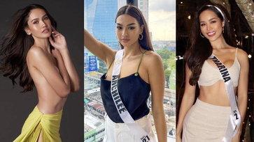 """เอาปากกามาวง เต็งมงฯ """"มิสยูนิเวิร์สไทยแลนด์ 2021"""""""