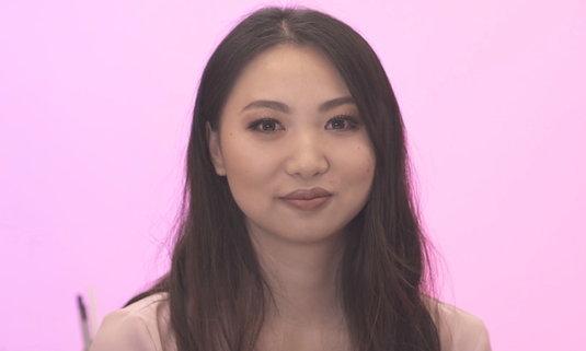 8 ทริคเด็ดแต่งหน้าสาวเอเชียให้กลายเป็นสายฝ.