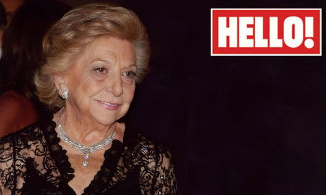 ดอนญ่าแมร์เซเดส ฮุงโก กัลเดรอง ผู้ก่อตั้งนิตยสาร ¡HOLA! เสียชีวิตในวัย 98 ปี
