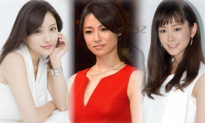 10 อันดับ สาวญี่ปุ่นที่มีใบหน้าสวยที่สุดที่ใครๆ ก็อิจฉา
