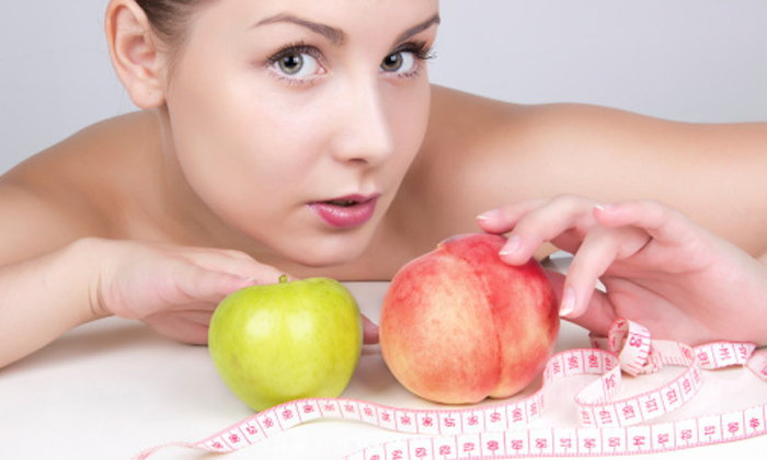 หุ่นสวยด้วยการลดความอ้วนจากผักผลไม้
