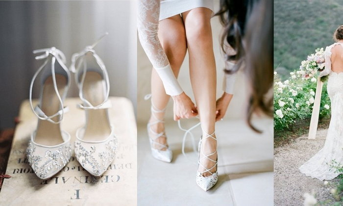 5 ทริคง่ายๆ เลือกซื้อรองเท้าเจ้าสาวอย่างไรให้ใส่สบายได้ทั้งงานเช้าและงานเย็น