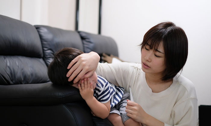ลูกรักหายป่วยเร็วขึ้น ด้วยวิธีบรรเทาอาการที่พ่อแม่ควรใส่ใจ