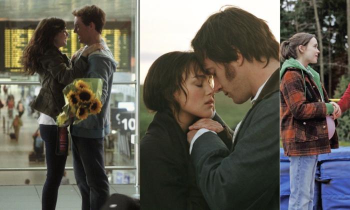 23 ประโยคเด็ดจากหนังรักที่จะตราตรึงไว้ในหัวใจตลอดกาล