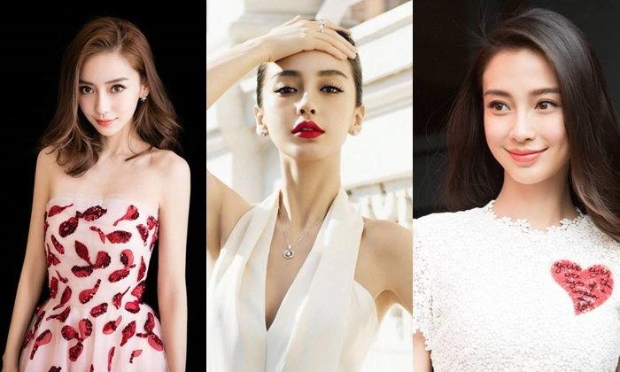 """ส่องความสวยซุปตาร์สาวชาวจีน """"แองเจล่าเบบี้"""" ปังแค่ไหนต้องดู!"""
