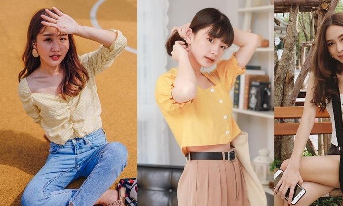 6 ร้านเสื้อผ้าในไอจีสำหรับสาวอกเล็ก