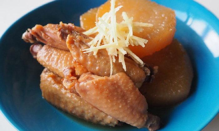 สูตรปีกไก่ต้มโชยุแบบญี่ปุ่น ทำง่ายๆ ได้ที่บ้าน