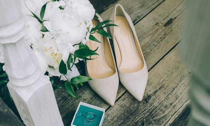 4 เคล็ดลับการเลือกรองเท้าเจ้าสาวให้ใส่สบาย จบงานแต่งแล้วยังใส่งานอื่นต่อได้อีก
