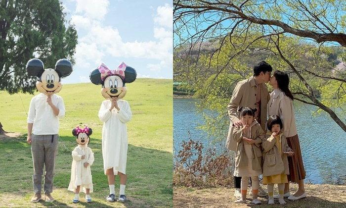 ไอเดียถ่ายรูปครอบครัว พ่อ-แม่-ลูก น่ารักๆ ดูแล้วอบอุ่น ใครๆ ก็ถ่ายได้